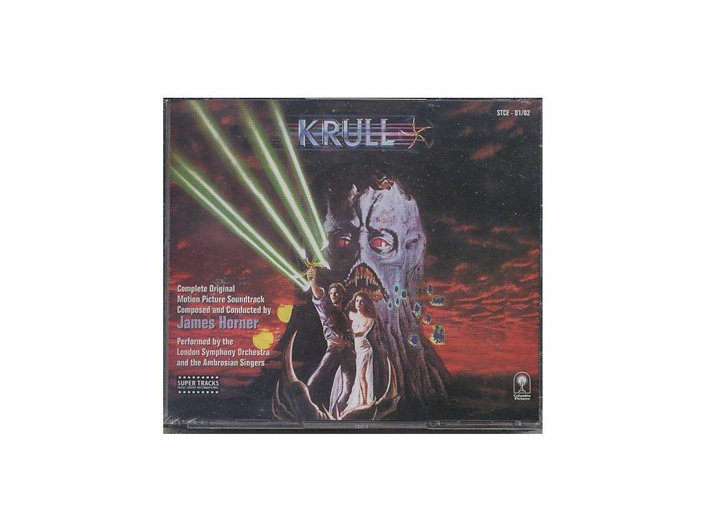 Planeta Krull (soundtrack - CD) Krull