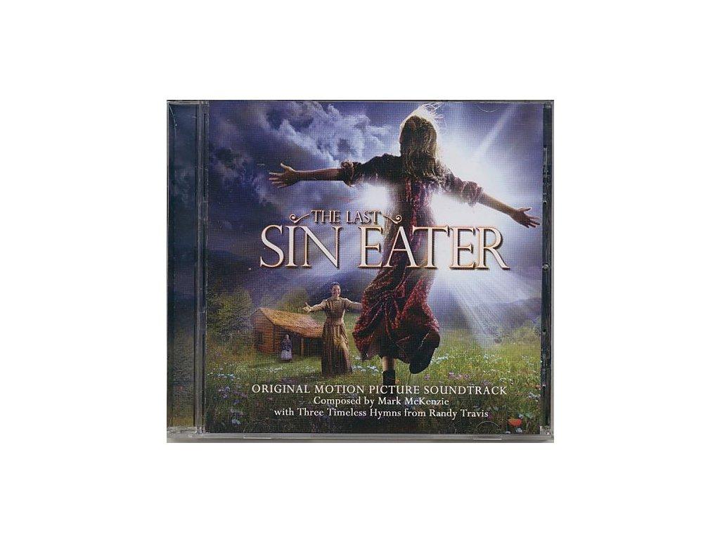Poslední hřích (soundtrack - CD) The Last Sin Eater