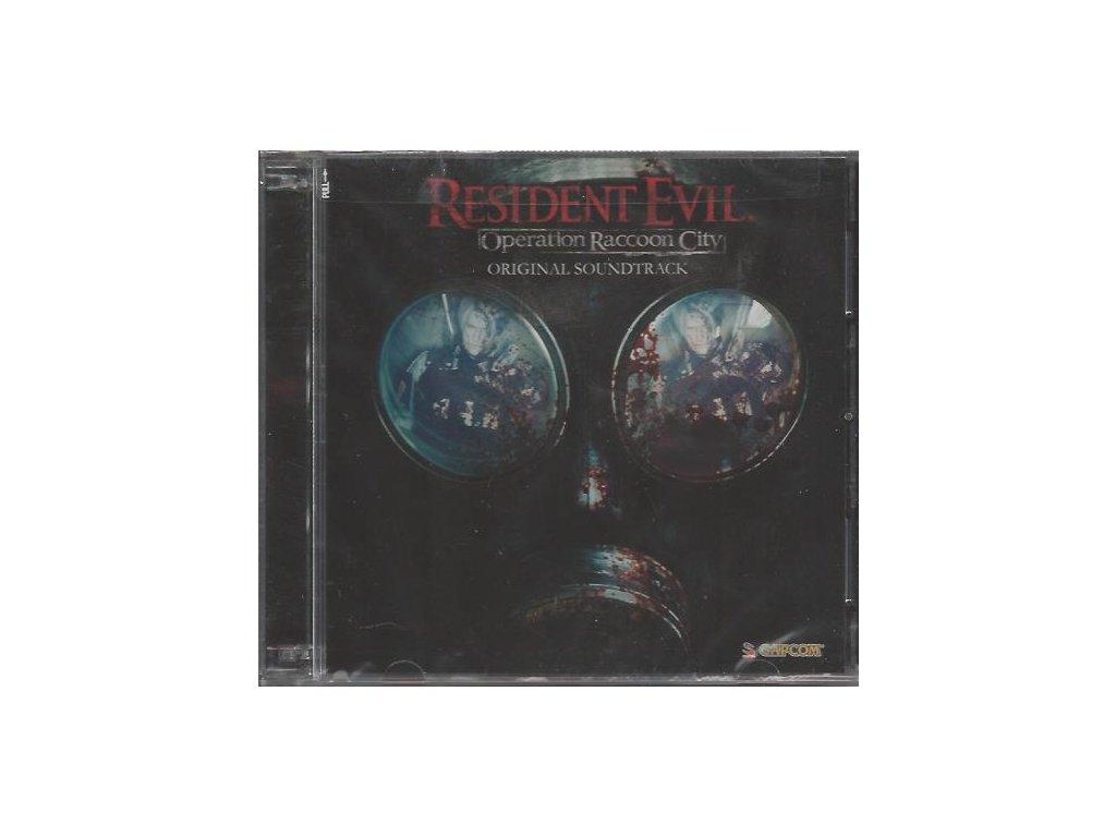 Resident Evil: Operation Raccoon City (soundtrack - CD)