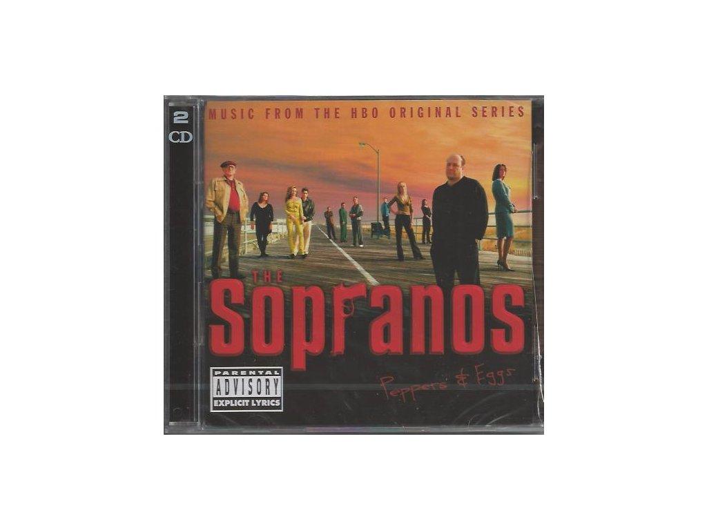 Rodina Sopránů (soundtrack - CD) The Sopranos
