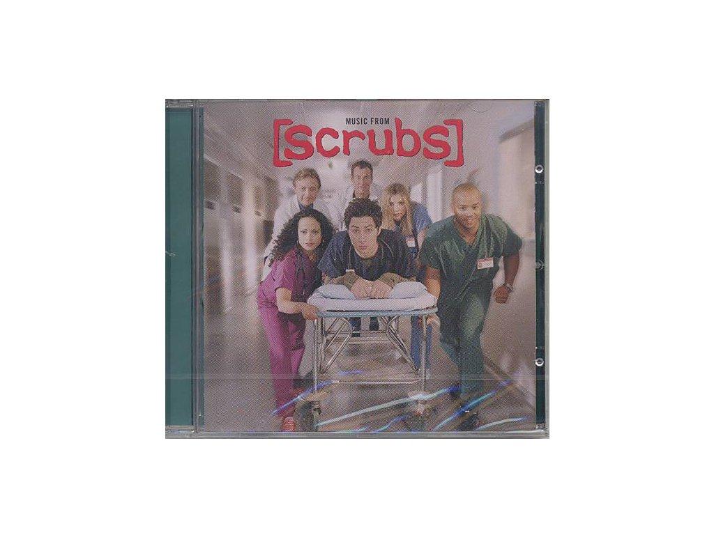 Scrubs: Doktůrci (soundtrack - CD)