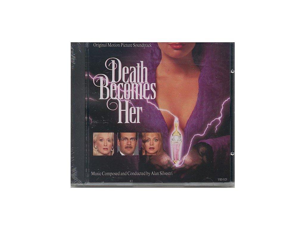 Smrt jí sluší (soundtrack - CD) Death Becomes Her