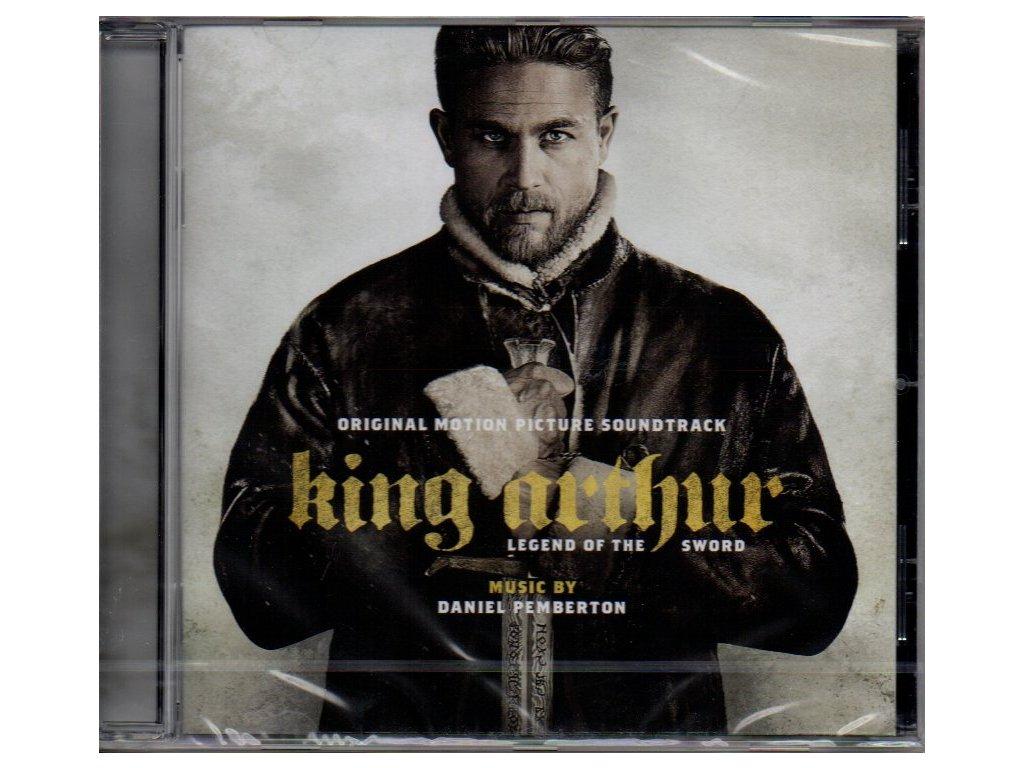 king arthur legend of the sword soundtrack cd daniel pemberton