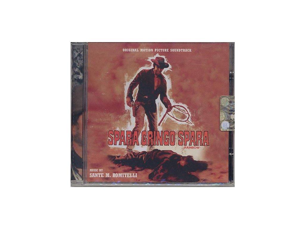 Spara Gringo Spara (soundtrack - CD) Shoot, Gringo... Shoot!