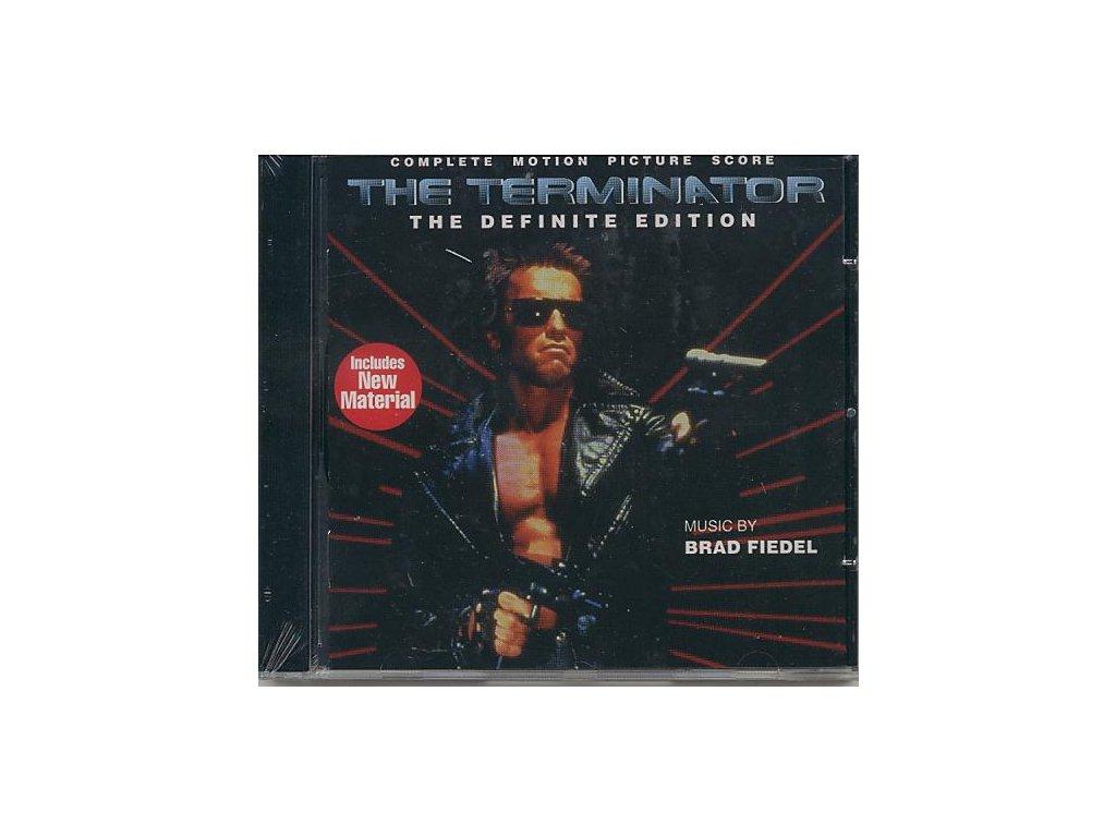 Terminátor (score - CD) The Terminator
