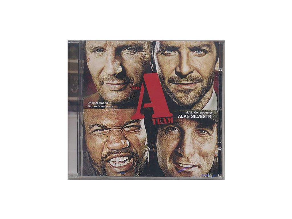 The A-Team (score - CD)