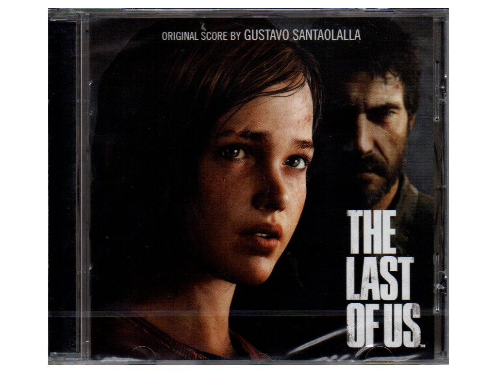 the last of us soundtrack cd gustavo santaolalla