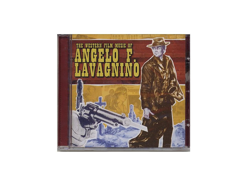 The Western Film Music of Angelo F. Lavagnino (CD)
