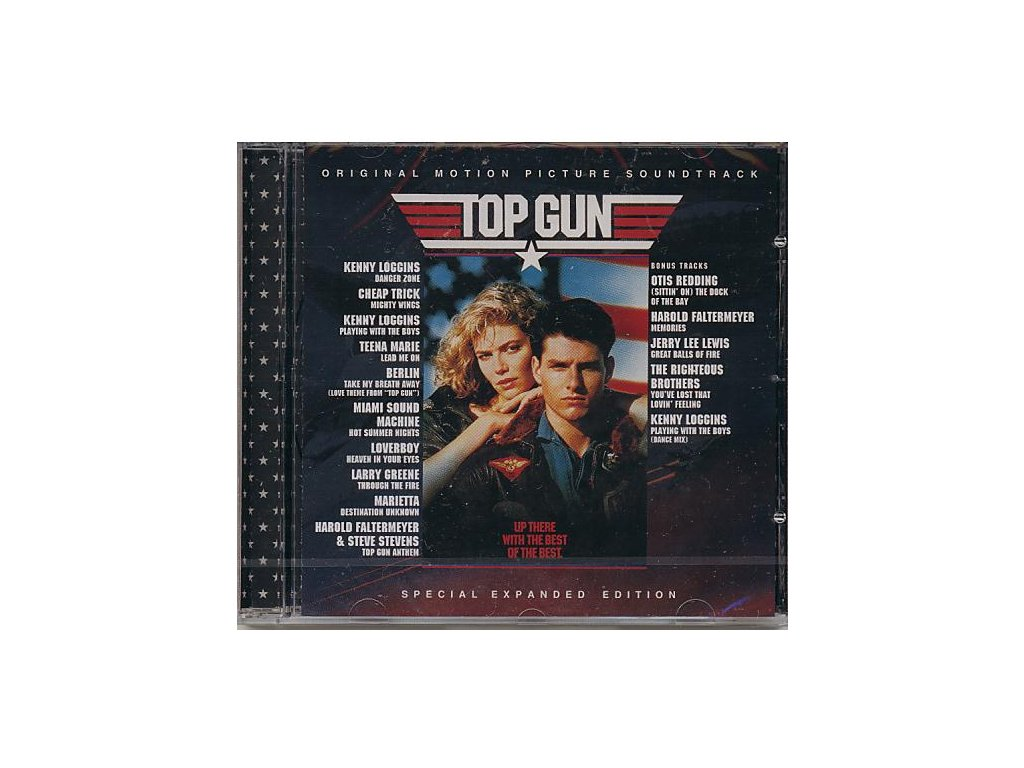 Top Gun (Expanded Edition) (soundtrack - CD)