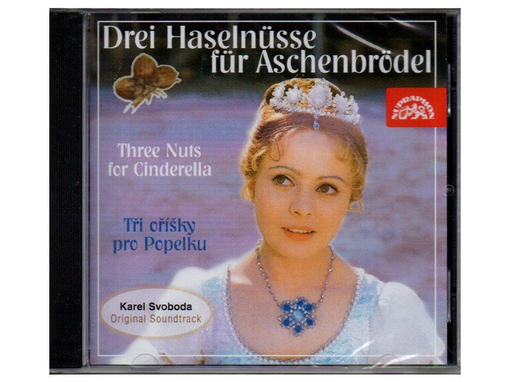 drei haselnusse fur aschenbrodel soundtrack cd karel svoboda