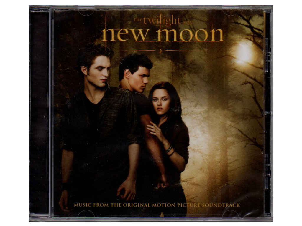 twilight saga new moon soundtrack cd