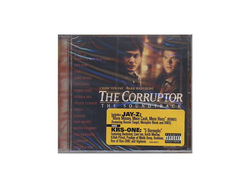 Válka gangů (soundtrack - CD) The Corruptor