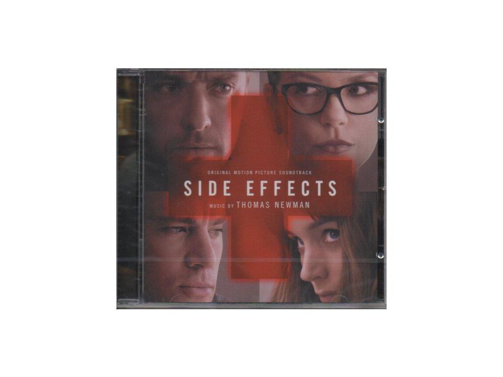 Vedlejší účinky (soundtrack - CD) Side Effects