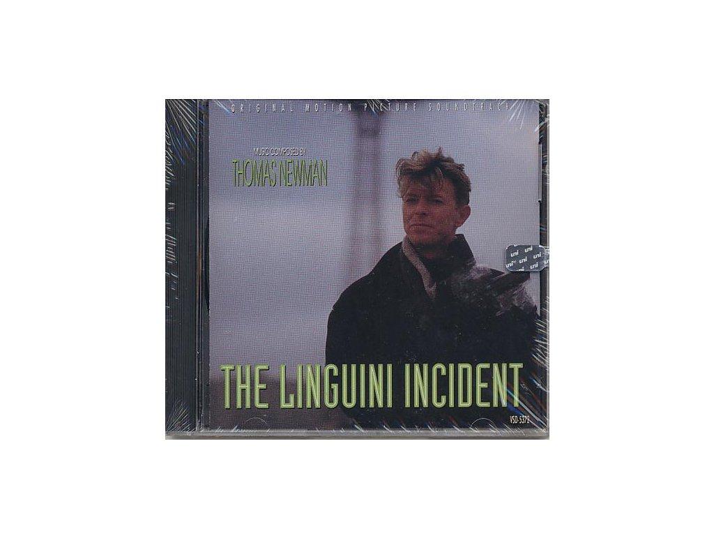Velká sázka (soundtrack - CD) The Linguini Incident