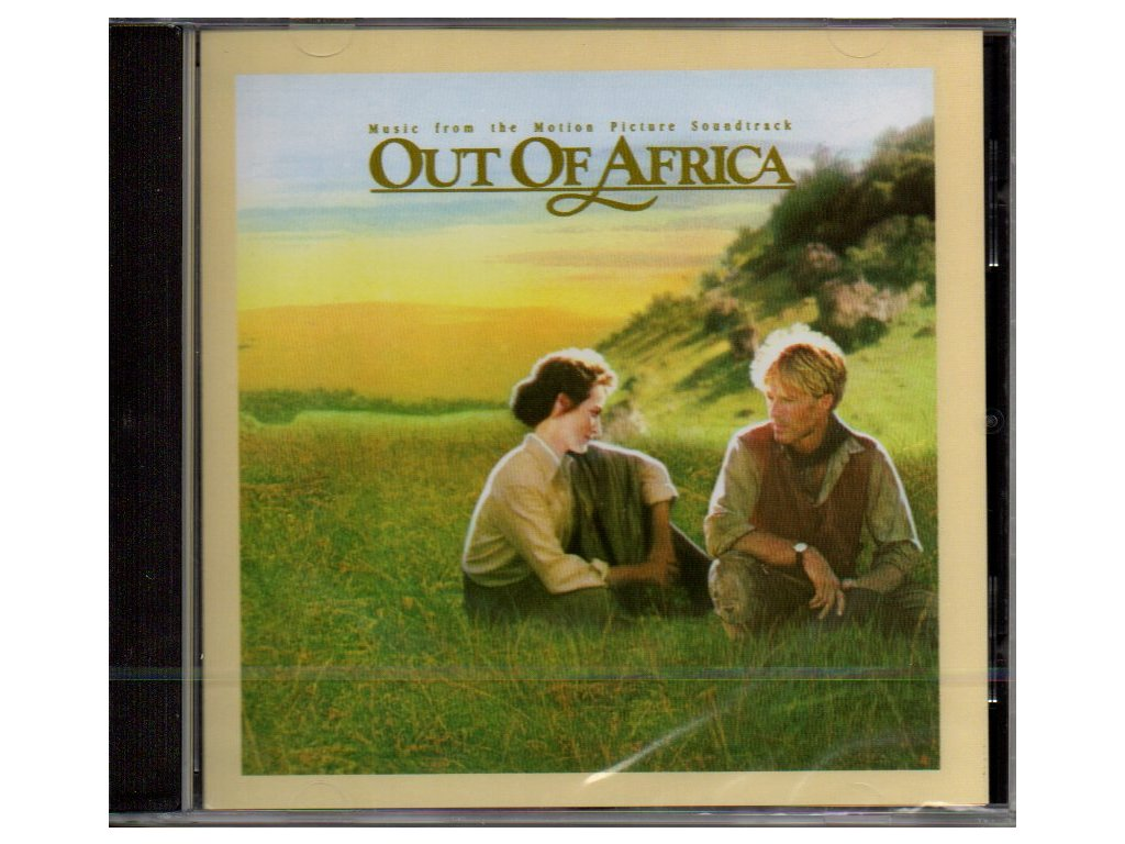 out of africa soundtrack cd john barry