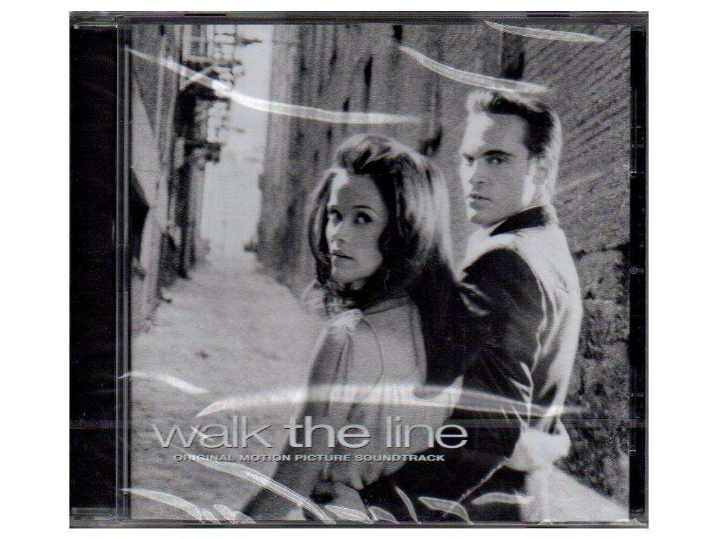 walk the line soundtrack cd