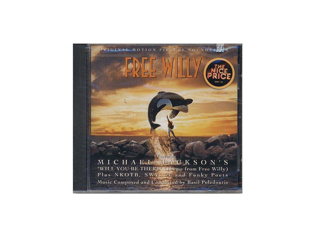 Zachraňte Willyho (soundtrack - CD) Free Willy