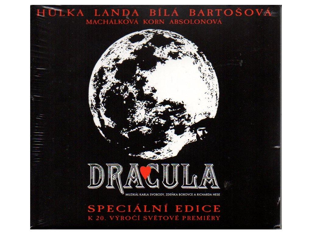 dracula speciální edice k 20. výročí premiéry cd