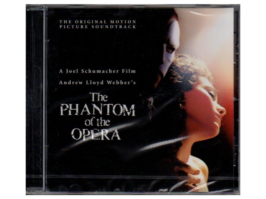 Fantom opery (soundtrack - CD) The Phantom of the Opera