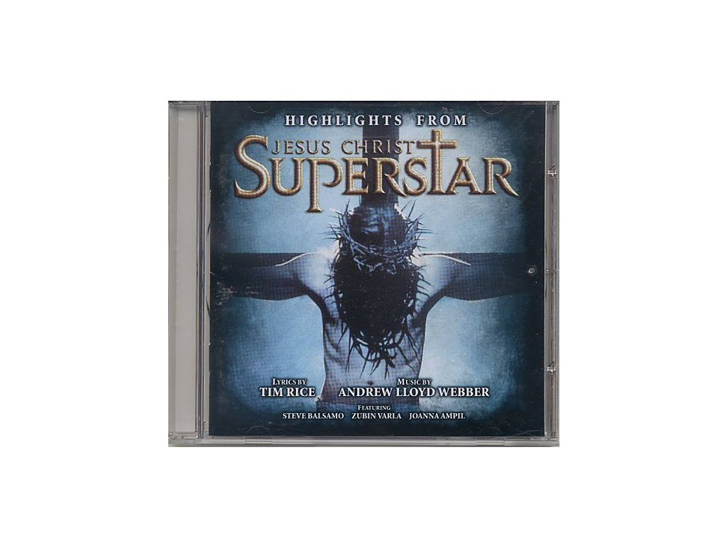 Highlights from Jesus Christ Superstar Muzikál (CD)