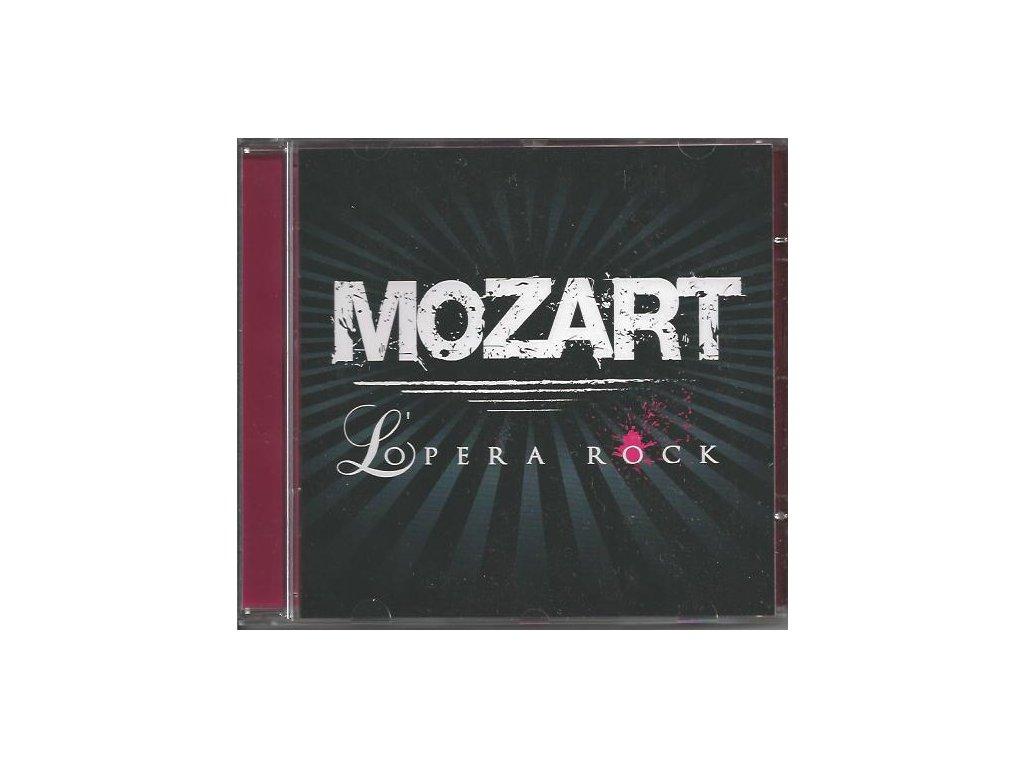 Mozart Opera Rock (CD)
