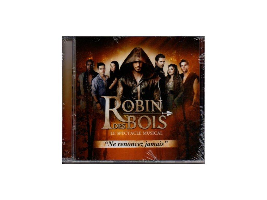 Robin des Bois - Le Spectacle Musical (2 CD)