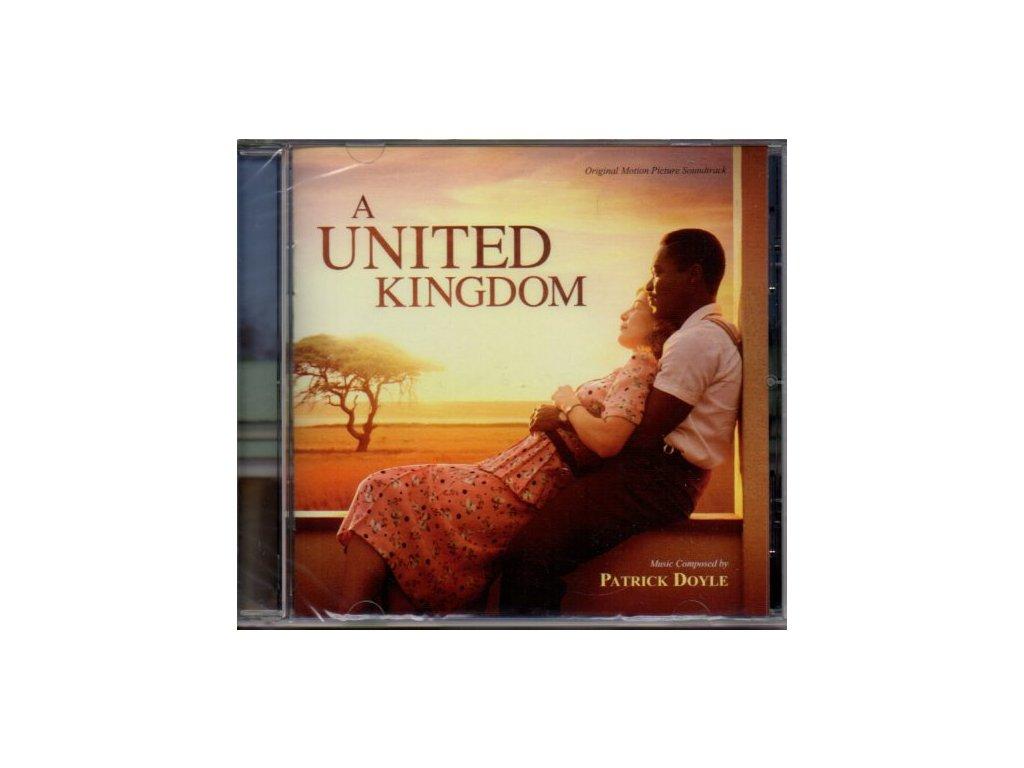 united kingdom soundtrack patrick doyle