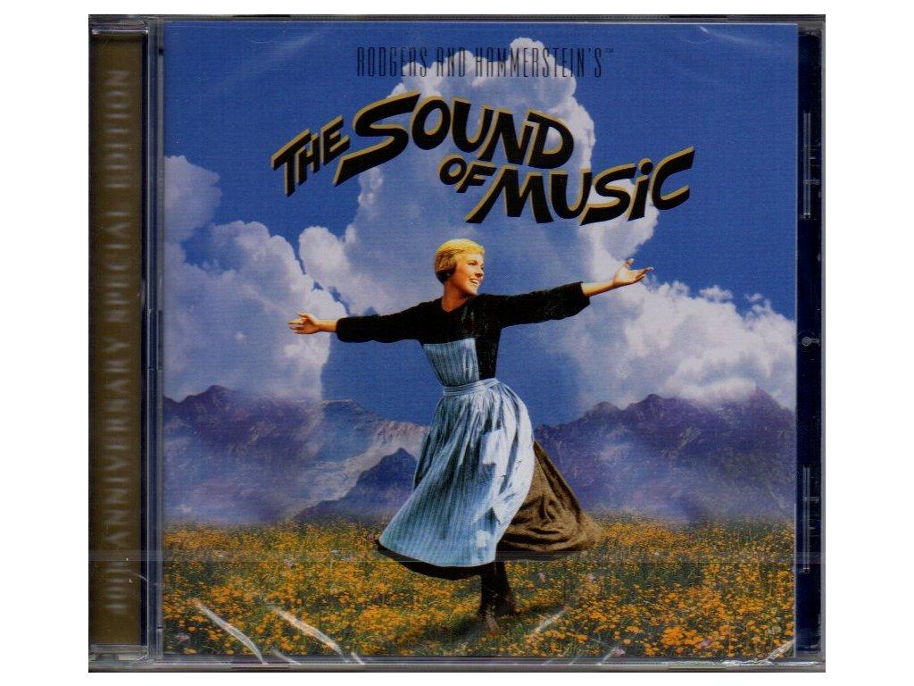 sound of music muzikál cd