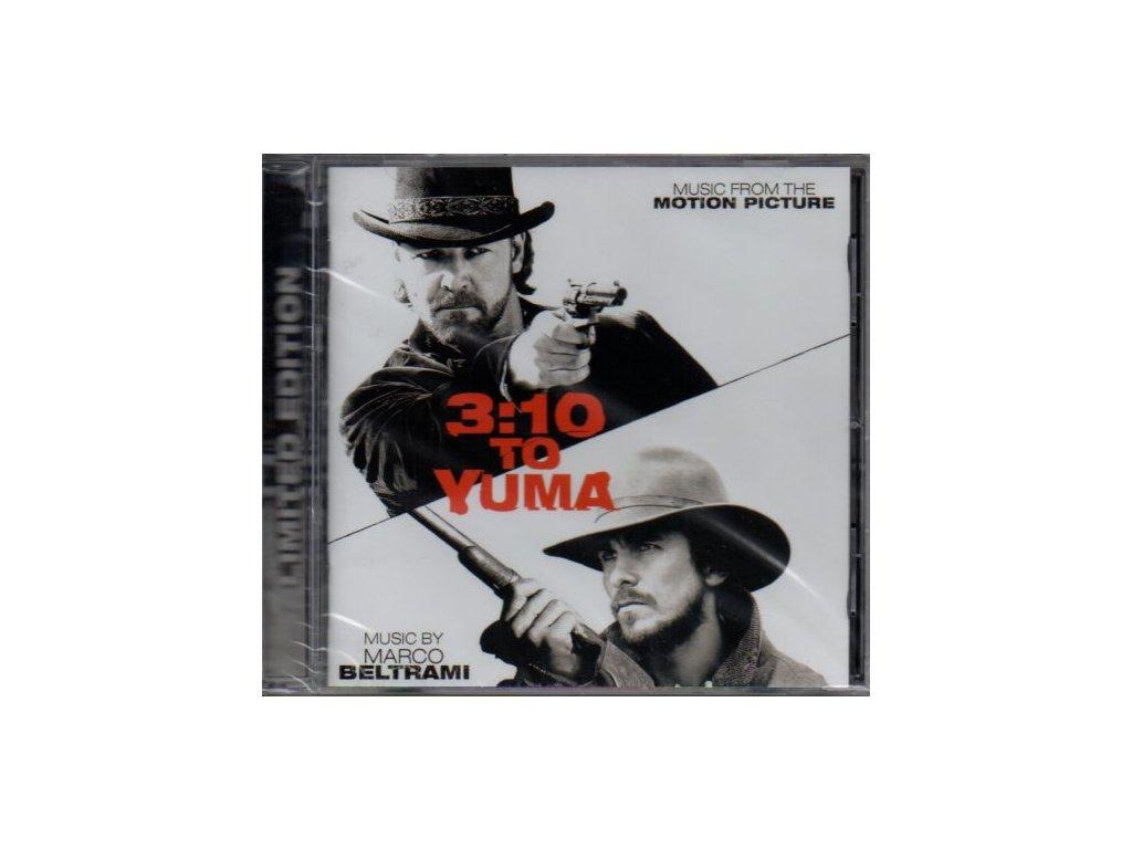 3:10 Vlak do Yumy (soundtrack - CD) 3:10 to Yuma