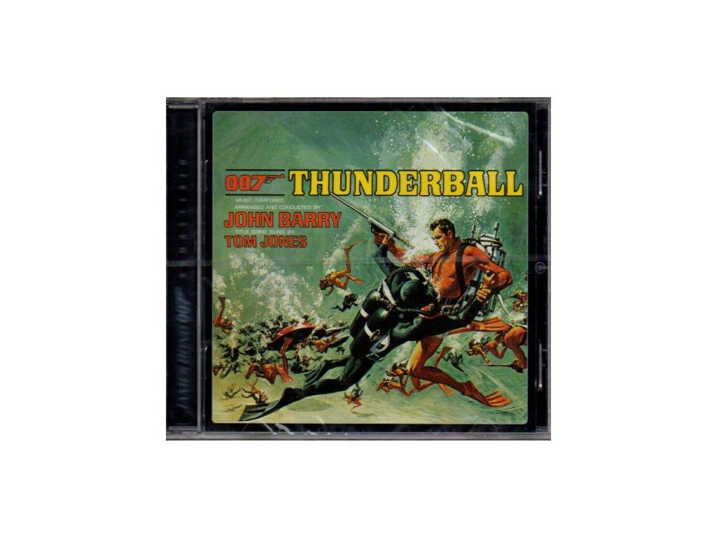 thunderball soundtrack john barry
