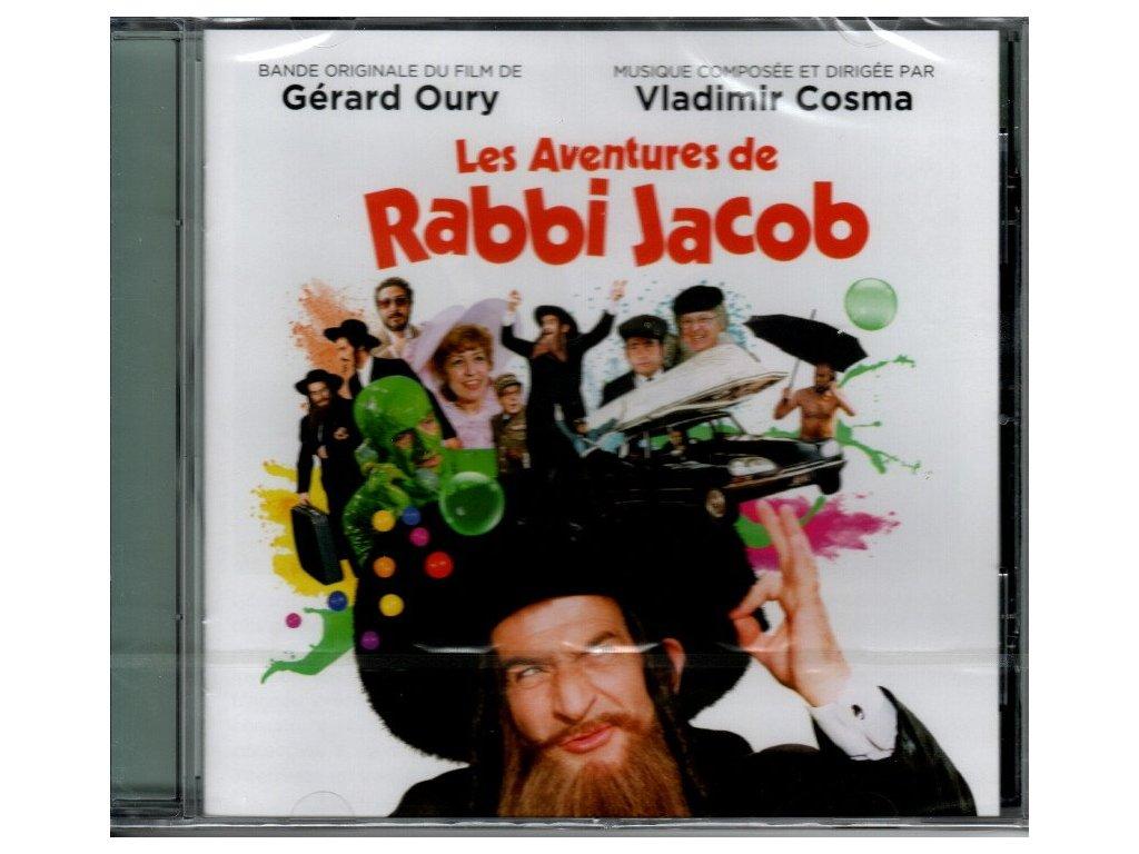 les adventures de rabbi jacob soundtrack vladimir cosma
