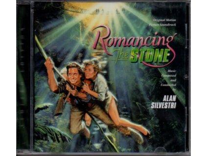 romancing the stone soundtrack alan silvestri