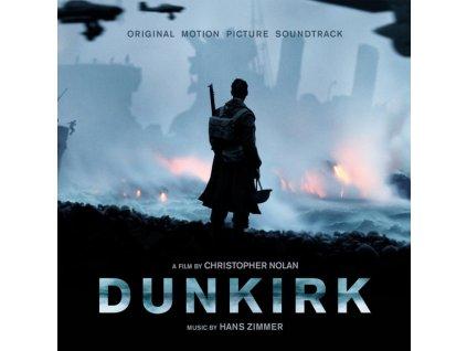 dunkirk soundtrack lp vinyl hans zimmer
