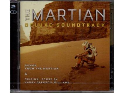 martian soundtrack