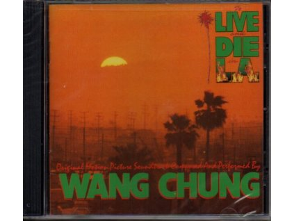 Žít a zemřít v L.A. (soundtrack - CD) To Live and Die in L.A.