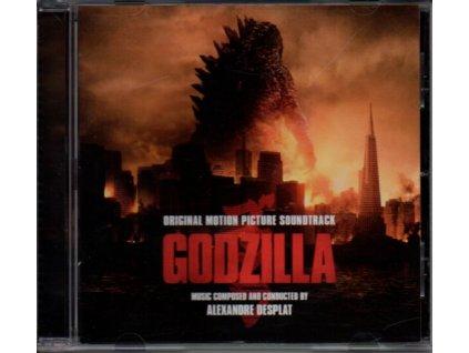 Godzilla (soundtrack - CD)