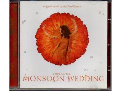 Bouřlivá svatba (soundtrack - CD) Monsoon Wedding