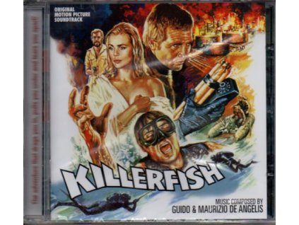 Ryba zabiják (soundtrack - CD) Killer Fish