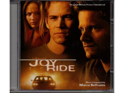 Jízda do pekel (soundtrack - CD) Joy Ride