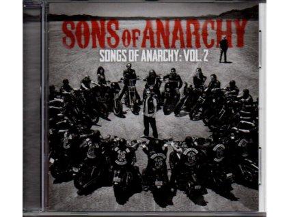 Zákon gangu (soundtrack - CD) Sons of Anarchy: Songs of Anarchy Vol. 2