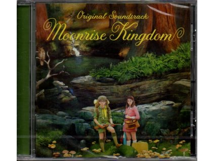 moonrise kingdom soundtrack cd