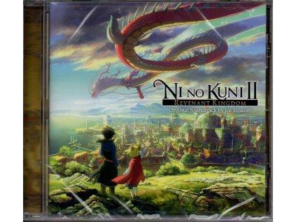 ni no kuni 2 revenant kingdom soundtrack cd joe hisaishi