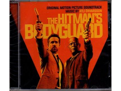 hitmans bodyguard soundtrack cd atli örvarsson