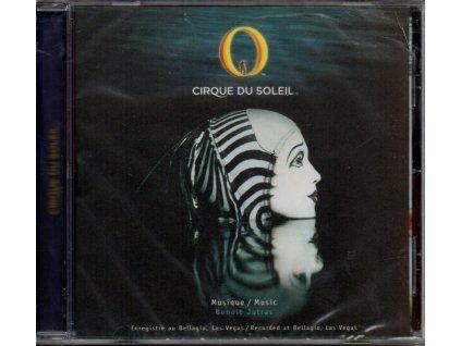 cirque du soleil o soundtrack cd