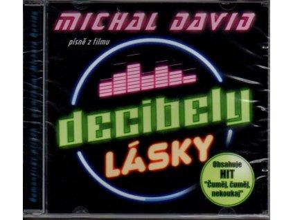 michal david decibely lásky soundtrack cd