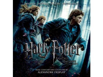 harry potter and the deathly hallows part 1 soundtrack 2 lp vinyl alexandre desplat