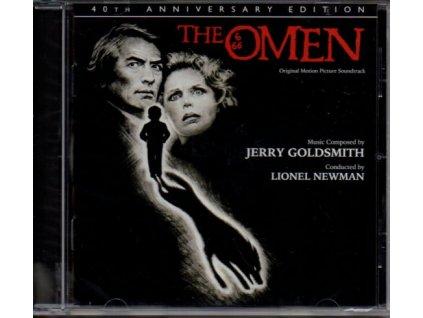 omen soundtrack jerry goldsmith