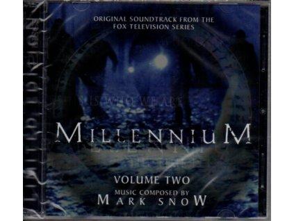 millennium soundtrack volume two mark snow