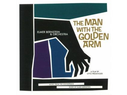 the man with the golden arm soundtrack lp vinyl elmer bernstein