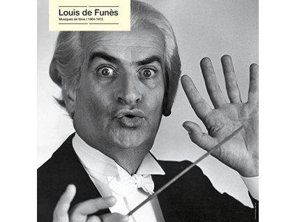 louis de funes musiques de films 1964 1973 lp vinyl